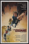 "Movie Posters:Adventure, The Goonies (Warner Brothers, 1985). One Sheet (27"" X 41"").Adventure. Starring Sean Astin, Josh Brolin, Corey Feldman, Mart..."