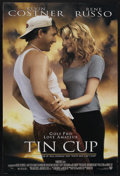 """Movie Posters:Sports, Tin Cup (Warner Brothers, 1996). One Sheet (27"""" X 40"""") SS. Sports. Starring Kevin Costner, Rene Russo, Don Johnson and Cheec..."""