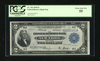 Fr. 752 $2 1918 Federal Reserve Bank Note PCGS Choice About New 55