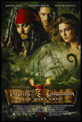 "Movie Posters:Adventure, Pirates of the Caribbean: Dead Man's Chest (Buena Vista, 2006).Advance One Sheet (27"" X 40"") SS. Adventure. Starring Johnny..."