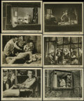 """Movie Posters:Hitchcock, Rear Window (Paramount, 1954). Photos (6) (8"""" X 10""""). Hitchcock.. ... (Total: 6 Items)"""