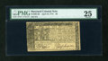 Colonial Notes:Maryland, Maryland April 10, 1774 $6 PMG Very Fine 25....