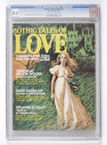 Magazines:Romance, Gothic Tales of Love #2 (Marvel, 1975) CGC VF+ 8.5 Cream to off-white pages....