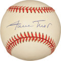 Autographs:Baseballs, Willie Mays Single Signed Baseball ...