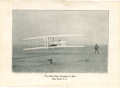 "Autographs:Inventors, Orville Wright Kitty Hawk Signed Postcard Photo image of the""First Man-Flight"", 6.25"" x 4.25"", Dayton, Ohio, January25..."