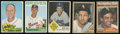 Baseball Cards:Lots, 1930's-1970's Multi-Brand Baseball Card Collection (484). ...