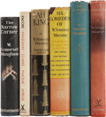 Books:Fiction, W. Somerset Maugham. Six Books, including: The NarrowCorner. [and:] Ah King. [and:] Six Comedies. [...(Total: 6 Items)