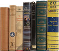 Books:Fiction, W. Somerset Maugham. Seven Books, One Owned by Film Director GeorgeCukor. All books in very good or better condition. ... (Total: 7Items)