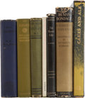Books:First Editions, W. Somerset Maugham. Seven Books. All books in good or bettercondition. ... (Total: 7 Items)