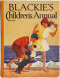 Books:Children's Books, Blackie's Children's Annual. London and Glasgow: Blackie andSon Ltd., [n.d.]....
