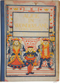 Books:Children's Books, Lewis Carroll. Alice's Adventures in Wonderland. With TwelveFull-Page Illustrations in Color From Drawings by B...