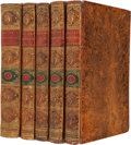 Books:First Editions, James Granger. A Biographical History of England. [With:]A supplement, consisting of corrections and large ... (Total: 5Items)