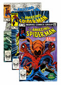 Modern Age (1980-Present):Superhero, The Amazing Spider-Man #225-251 Group (Marvel, 1981-83) Condition:Average NM.... (Total: 27 Comic Books)