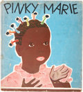 Books:Children's Books, Lynda Graham. Ann Kirn [pictures]. Pinky Marie. The Storyof Her Adventure with the Seven Bluebirds. Akron, Ohio...