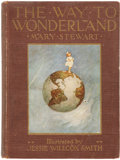 Books:Children's Books, Jessie Wilcox Smith [illustrator]. Mary Stewart. The Way toWonderland. New York: Dodd, Mead & Company, 1917....