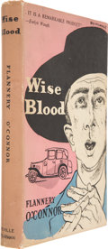 Books:First Editions, Flannery O'Connor. Wise Blood. London: Neville Spearman,1955....