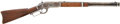 Military & Patriotic:Indian Wars, Nice, Honest, Well-Used, 1st Model Winchester M1873 Saddle RingCarbine, #16833. Caliber .44-40, hand engraved serial number...