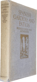 Books:First Editions, Mildred Stapley Byne and Arthur Byne. Spanish Gardens andPatios. Philadelphia: J. B. Lippincott Company, 1924. ...