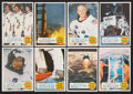 "Non-Sport Cards:Sets, 1969 Topps ""Man on The Moon"" Complete Set (1A-55B). ..."