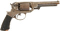 Military & Patriotic:Civil War, Early Starr M1858 .36 Caliber Percussion Navy Revolver, #2097 matching....