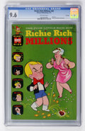 Bronze Age (1970-1979):Cartoon Character, Richie Rich Millions #45 File Copy (Harvey, 1971) CGC NM+ 9.6Off-white pages....