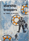 Books:First Editions, Robert A. Heinlein. Starship Troopers. New York: G.P.Putnam's Sons, [1959].... (Total: 2 Items)