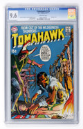 Bronze Age (1970-1979):Adventure, Tomahawk #128 (DC, 1970) CGC NM+ 9.6 Off-white pages....