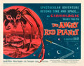 "Movie Posters:Science Fiction, The Angry Red Planet (American International, 1960). Half Sheet(22"" X 28"").. ..."