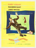 "Movie Posters:Hitchcock, North by Northwest (MGM, 1959). Poster (30"" X 40"").. ..."