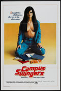 """Movie Posters:Adult, Campus Swingers (Hemisphere Pictures, 1973). One Sheet (27"""" X 41""""). Adult.. ..."""