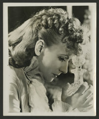 "Greta Garbo Lot (MGM, 1930s-1960s). Stills (8) (8"" X 10""). Drama. ... (Total: 8 Items)"