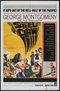 """Movie Posters:War, The Steel Claw (Warner Brothers, 1961). One Sheet (27"""" X 41"""").War.. ..."""