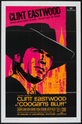 "Movie Posters:Crime, Coogan's Bluff Lot (Universal, 1968). One Sheets (2) (27"" X 41"").Crime.. ... (Total: 2 Items)"