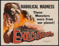 """Movie Posters:Documentary, The Executioners (Vitalite Films, 1959). Half Sheet (22"""" X 28""""). Documentary.. ..."""