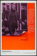 "Movie Posters:Action, Bullitt (Warner Brothers, 1968). One Sheet (27"" X 41""). Action....."