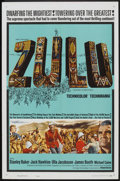 "Movie Posters:War, Zulu Lot (Embassy, 1964). One Sheets (2) (27"" X 41""). War.. ...(Total: 2 Items)"