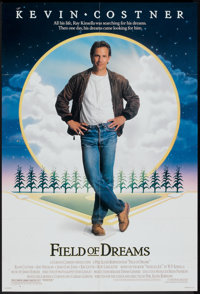 """Field of Dreams (Universal, 1989). One Sheet (26.5"""" X 39.5"""") DS. Fantasy"""