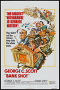 """Movie Posters:Comedy, Bank Shot (United Artists, 1974). One Sheet (27"""" X 41"""") and Lobby Cards (5) (11"""" X 14""""). Comedy.. ... (Total: 6 Items)"""