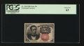 Fractional Currency:Fifth Issue, Fr. 1266 10¢ Fifth Issue PCGS Choice New 63....