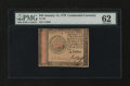 Colonial Notes:Continental Congress Issues, Continental Currency January 14, 1779 $45 PMG Uncirculated 62....
