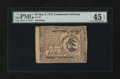 Colonial Notes:Continental Congress Issues, Continental Currency May 9, 1776 $3 PMG Choice Extremely Fine 45EPQ....