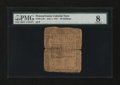 Colonial Notes:Pennsylvania, Pennsylvania July 1, 1757 20s PMG Very Good 8....