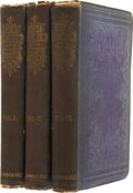 Books:First Editions, Charles Dickens. Great Expectations. In Three Volumes.London: Chapman and Hall, 1861.... (Total: 3 Items)