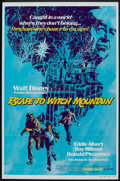 """Movie Posters:Fantasy, Escape to Witch Mountain Lot (Buena Vista, 1975). One Sheets (4)(27"""" X 41""""). Fantasy.. ... (Total: 4 Items)"""