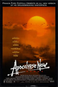 """Movie Posters:War, Apocalypse Now Redux Lot (Miramax, 2001). One Sheets (2) (27"""" X40""""). War.. ... (Total: 2 Items)"""
