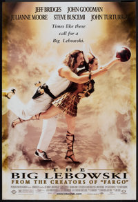 "The Big Lebowski (Gramercy, 1998). One Sheet (27"" X 40""). Comedy"