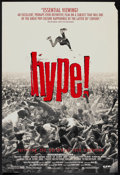 "Movie Posters:Rock and Roll, Hype! (Lions Gate, 1996). One Sheet (27"" X 41""). Rock and Roll....."