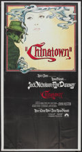 """Movie Posters:Mystery, Chinatown (Paramount, 1974). Three Sheet (40.5"""" X 77""""). Mystery....."""