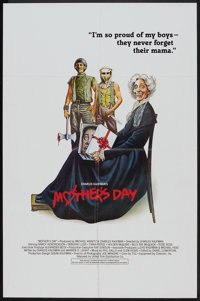 """Mother's Day Lot (United Film Distribution, 1980). One Sheets (3) (27"""" X 41""""). Horror. ... (Total: 3 Items)"""