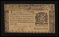 Colonial Notes:New York, New York August 13, 1776 $3 Fine....